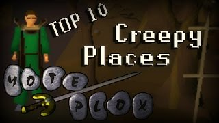 getlinkyoutube.com-Top 10 Creepy Places In RuneScape