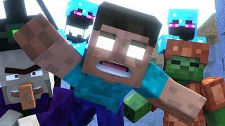 getlinkyoutube.com-Annoying Villagers 10 - Original Minecraft Animation by MrFudgeMonkeyz