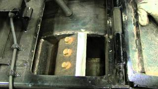 getlinkyoutube.com-Bandit Chippers - Changing/Servicing Knives on a DRUM-Style Chipper (Part 1 of 2)