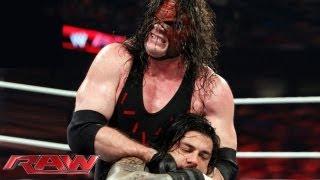 getlinkyoutube.com-Team Hell No vs. Seth Rollins & Roman Reigns - WWE Tag Team Championship Match: Raw, May 27, 2013