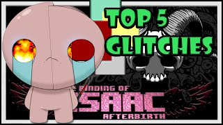 getlinkyoutube.com-Top 5 Glitches in the Binding of Isaac Afterbirth