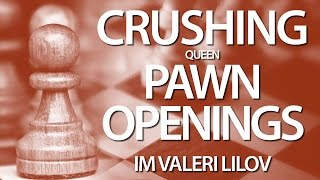 getlinkyoutube.com-Learn to crush Queen pawn openings with IM Valeri Lilov! (Webinar Replay)