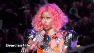 getlinkyoutube.com-Nicki Minaj - Super Bass (Victoria's Secret Show 2011) (Live)