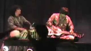getlinkyoutube.com-Salil Bhatt and Cassius Khan/ Raga Jogeshwari Vilambit Teental, Vancouver, Canada 2010 Part 3