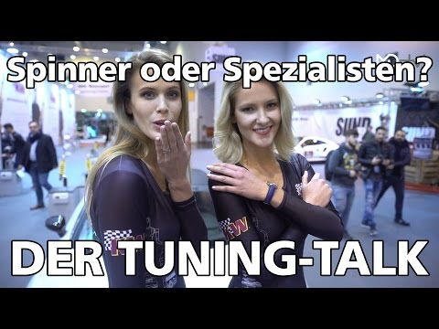 MD.TALK - Tuning: Spinner oder Spezialisten?