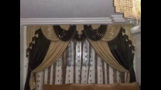 getlinkyoutube.com-NouNOu' décoration rideaux modernes  ستائروديكور