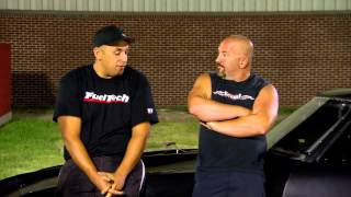 getlinkyoutube.com-Street Outlaws Deleted Scene - Chuck and Chief Fight