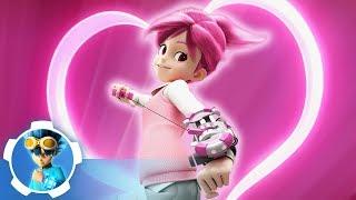 Ari & Sona's Ultimate Weapon   Love, Love Beam Fire!   Wrist Racers