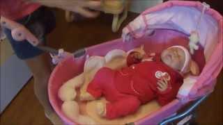 getlinkyoutube.com-Видео с куклой Реборн Софией Reborn