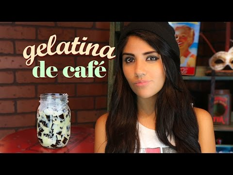 GELATINAS DE CAFE CON ROMPOPE | MUSAS