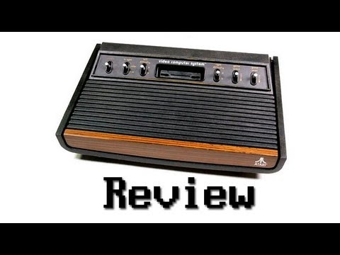 Atari 2600 Console Review