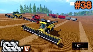 getlinkyoutube.com-FARMING SIMULATOR 2015: Hora de colher a super plantação [XBOX 360] #Parte 38.