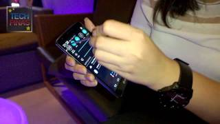 getlinkyoutube.com-LG G3 Stylus Demo, Hands-On, Features Check