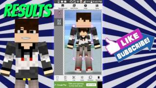 getlinkyoutube.com-How to animate your minecraft character on android/iOS (EASY!)