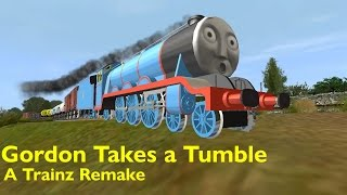 getlinkyoutube.com-Gordon Takes a Tumble: A Trainz Remake