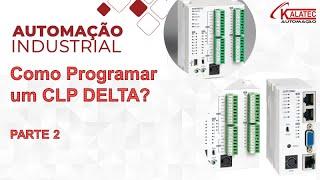 Vídeo-Aula: Primeiros Passos ISPSoft - CLP Delta - PARTE 02