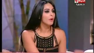 getlinkyoutube.com-هو ولا هى - ميس حمدان تغنى أغنية جديدة لها وترقص عليها .. هانى رمزى: انتى هيجيلك أفراح كتير