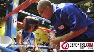 Isaac Bucio Chicago Citywide Boxing 2014