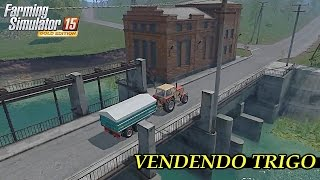getlinkyoutube.com-Farming Simulator 15 - Primeira Missão - DLC GOLD EDITION