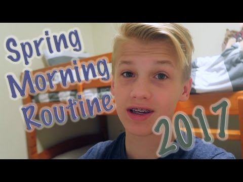 📚Morning Routine✏️ UPDATED!