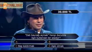 Kim milyoner olmak ister 194. bölüm Egemen Ince 18.03.2013