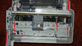 getlinkyoutube.com-Desmontar Epson DX4200