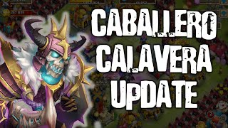 getlinkyoutube.com-Castillo Furioso: Update Analisis Caballero Calavera