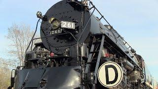 getlinkyoutube.com-Milwaukee Road 261: The High Iron Comeback