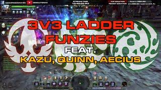 getlinkyoutube.com-3v3 Ladder Series #1 - Feat. Kazu, Quinn & Aecius - Dragon Nest