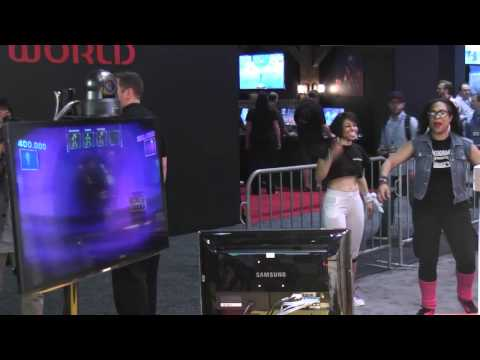 E3 - GameSpot Stage Shows - Dance Central 3 - E3 2012 Demo
