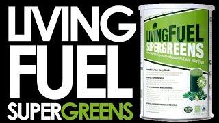 getlinkyoutube.com-Living Fuel Super Greens (Alkaline Food Green Drink)