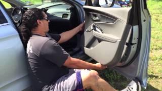 getlinkyoutube.com-2014 impala door speaker upgrade