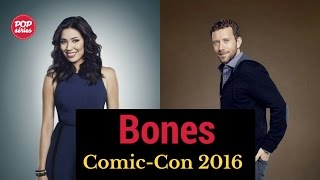 SDCC 2016: Michaela Conlin e T.J. Thyne de Bones