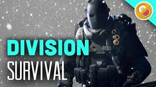 getlinkyoutube.com-SURVIVAL - COMPLETE RUN | The Division Survival DLC Gameplay