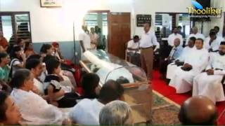 getlinkyoutube.com-Thomas T. Mathew 40 -  Funeral Service on 29/ 8/ 2014