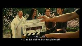 getlinkyoutube.com-The Forbidden Kingdom - The Best Outtakes (German sub)