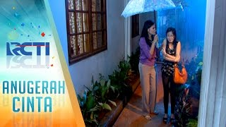 getlinkyoutube.com-Demi Maaf Oki, Tiara Rela Hujan Hujanan [Anugerah Cinta] [15 Jan 2017]