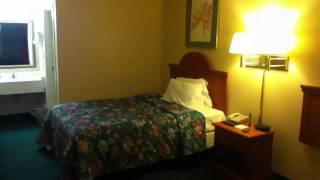 getlinkyoutube.com-Hotel Room Tour: Railroad Room Days Inn Princeton WV