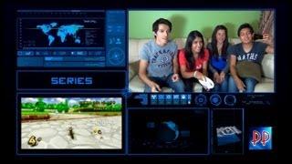 getlinkyoutube.com-Juxiis | Team Karen Jugando Mario Kart para Wii
