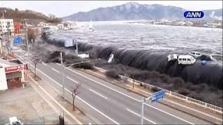 getlinkyoutube.com-صور درامية للتسونامي الذي ضرب اليابان