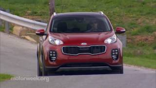 getlinkyoutube.com-MotorWeek | Road Test: 2017 Kia Sportage
