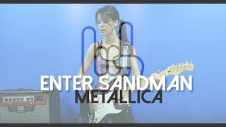 getlinkyoutube.com-Juliana Vieira: Enter Sandman (Metallica) Cover