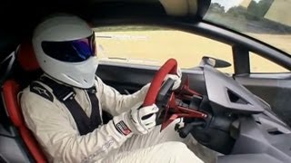 getlinkyoutube.com-Stig spins out in Lamborghini sesto elemento