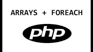 getlinkyoutube.com-PHP + HTML5 - Arrays con Foreach