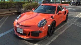getlinkyoutube.com-ポルシェ 911 GT3 RS 中古車試乗インプレッション   PORSCHE 991 GT3RS