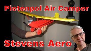 getlinkyoutube.com-Pietenpol Air Camper RC Model Airplane