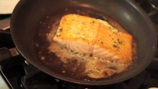 In the Kitchen with Brian Hinshaw - Prepare Salmon