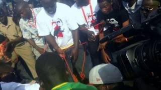 Mazishi ya Albert Mangwea - Morogoro June 6