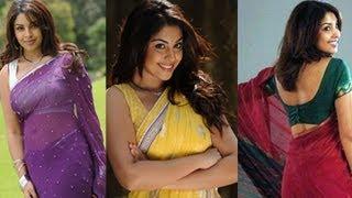 getlinkyoutube.com-Richa Gangopadhyay Hot Stills In Saree