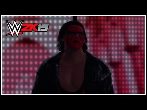WWE 2K15 - nWo Wolfpac Sting Entrance & Finisher!